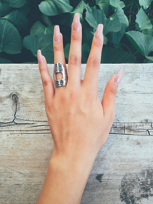 Open Block Ring