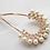 Thumbnail: Ayati Pearl Double Stem Pin
