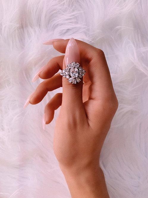 Crystal Sunlight Ring