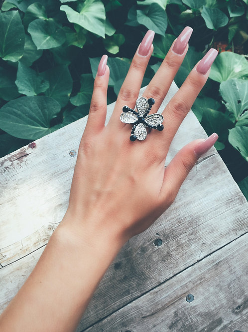Flower Shade Ring