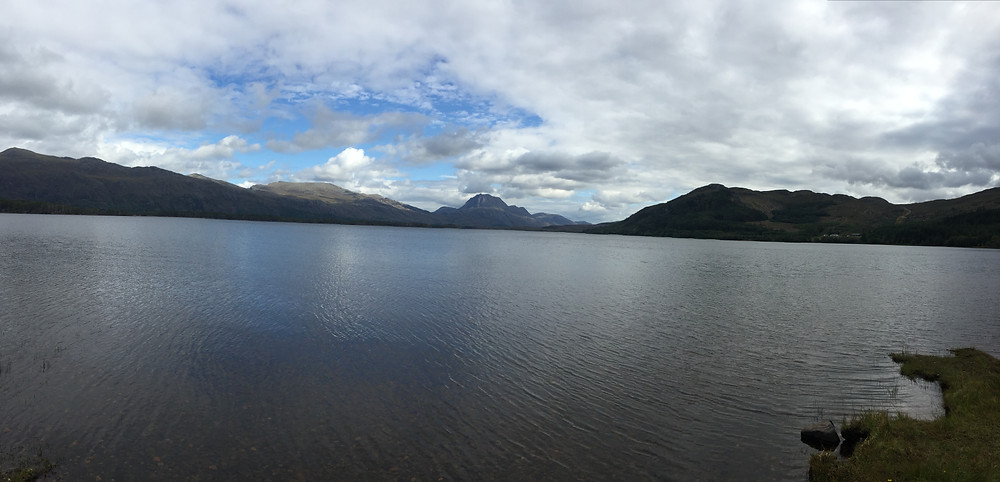 Loch Maree - At one time the worlds best Sea Trout Fishery.
