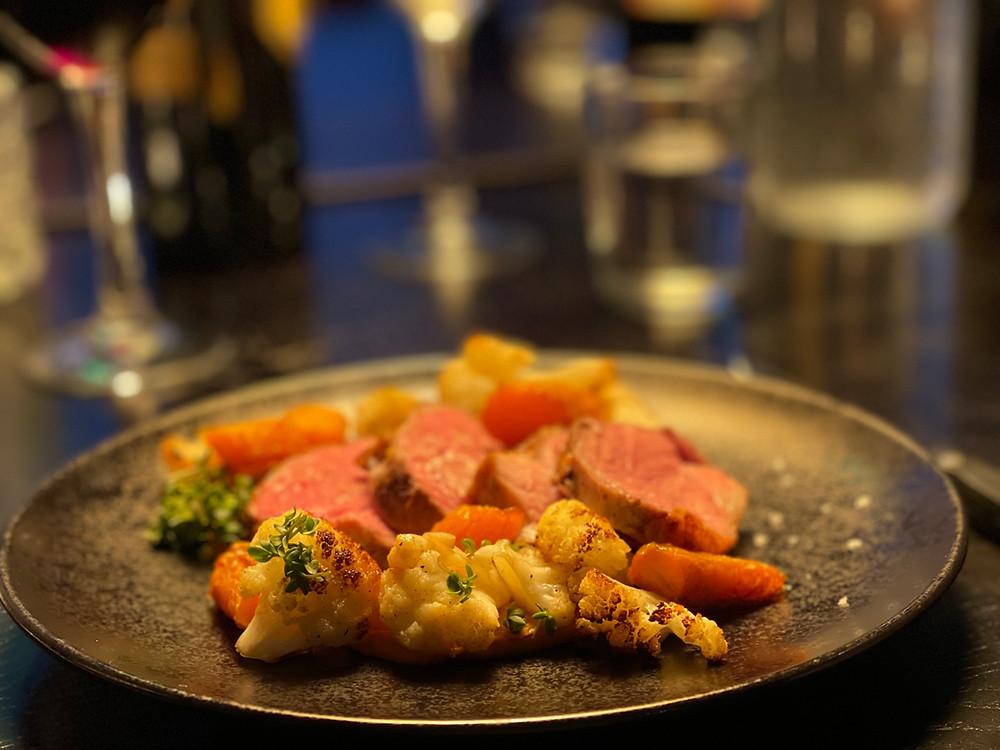 Lamb Fillet in Iceland