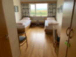 Laxa River Lodge Bedroom