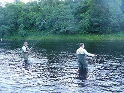 Lower Pitchroy River Spey