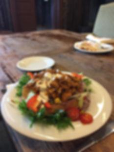 Food at Aunan is 5 star