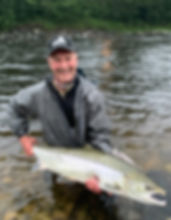 Fish of a Lifetime Gaula Norway