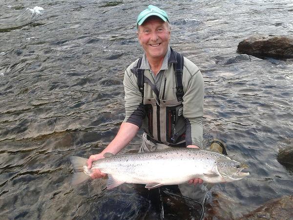 River Gaula Salmon
