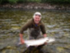 15kg River Gaula Salmon Speyonline Fishin Holidays