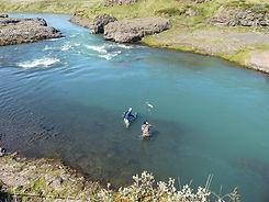 Blanda River Iceland