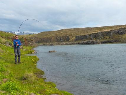 Hosted Salmon Fishing Ian Gordon Speyonline