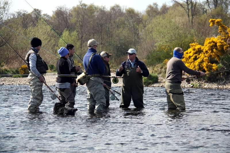 Spey Casting Instruction With Ian Gordon