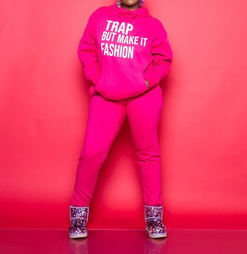 Haute Pink Trap But Make It Fashion Set