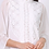 Thumbnail: White crochet detail and sheer sleeve dress