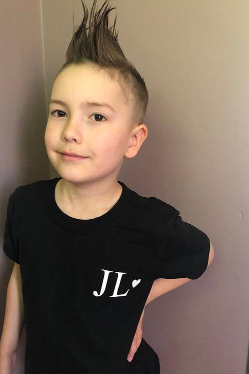 Kids personalised t-shirt - 3 - 14years