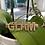 Thumbnail: Glam gold/pearl detail hair slide