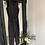 Thumbnail: Black - sleeveless jumpsuit with tie waist