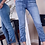 Thumbnail: Parisian high waist paperbag jeans