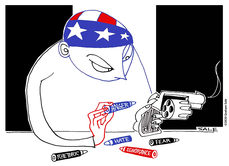 Gun Violence.