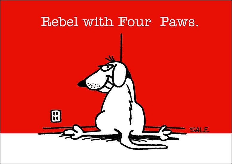 Rebel.