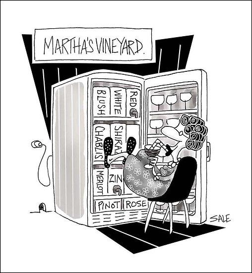 Martha's Vineyard.