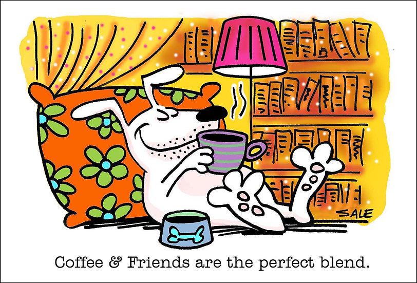Coffee & Friends.