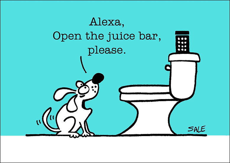 Alexa Juice Bar.
