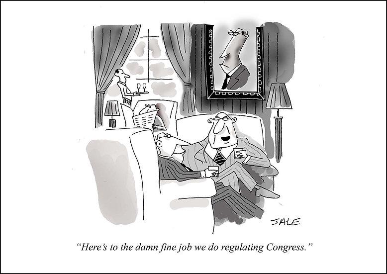 Regulating Congress.