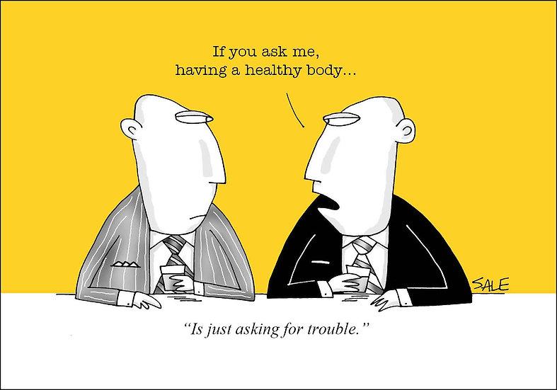 A Healthy Body.