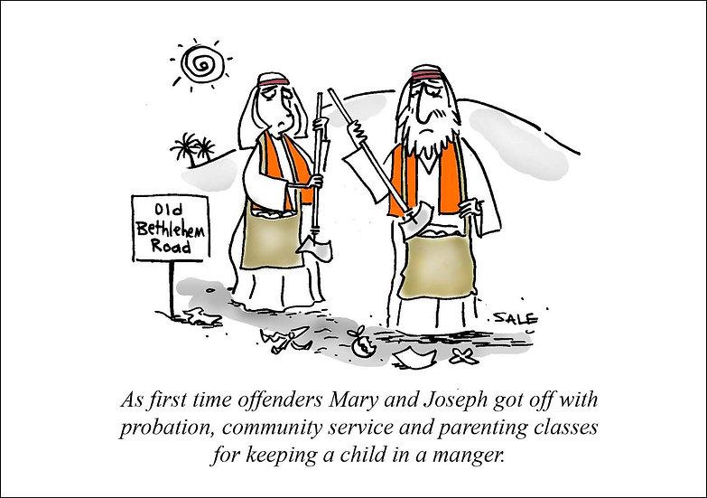 Mary & Joseph Probation.