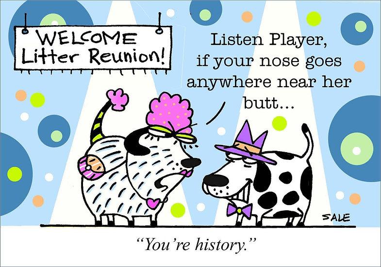 Reunion.