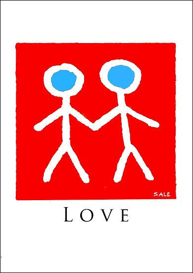 Love: Men/Men