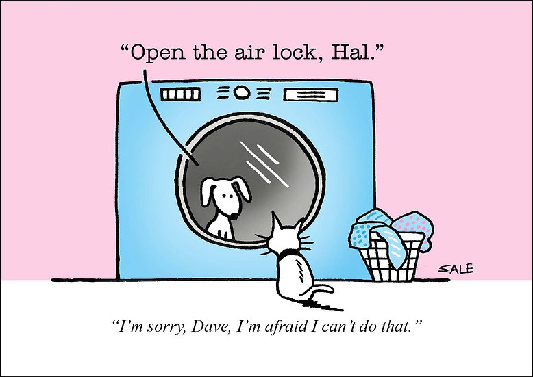 Hal & Dave.