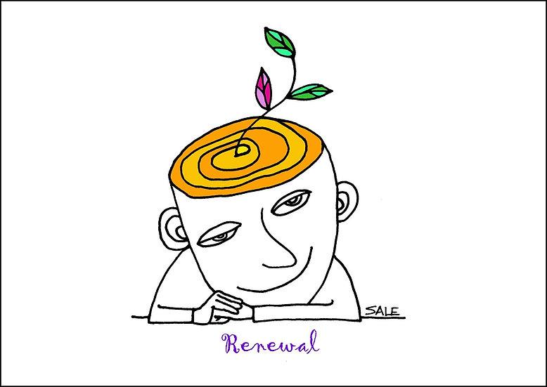 Renewal.