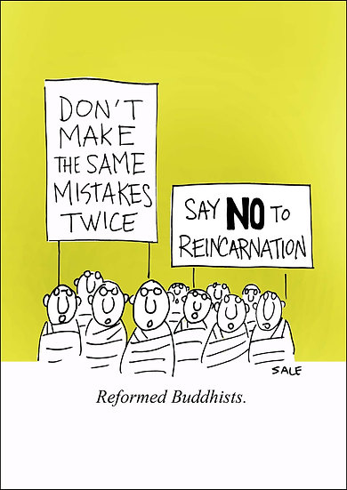 Reformed Buddhists.