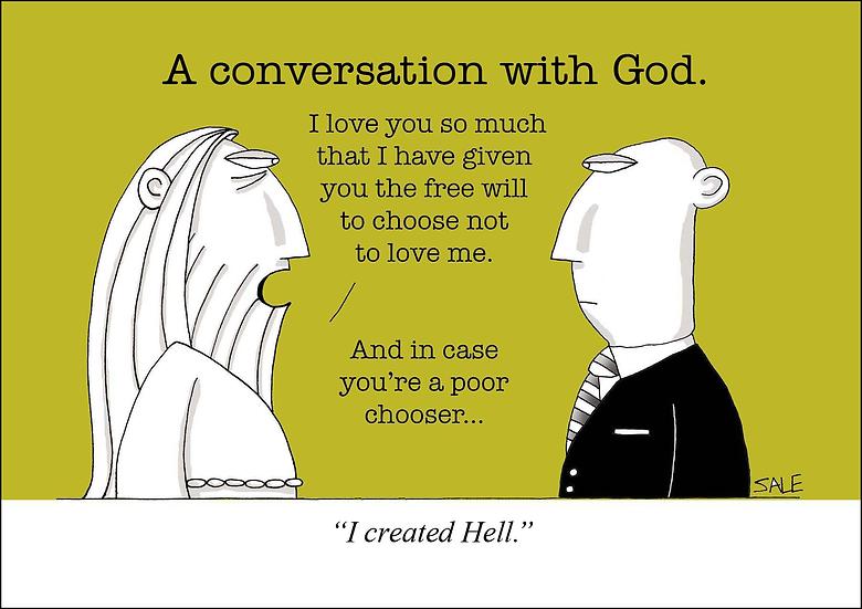 God's Love.