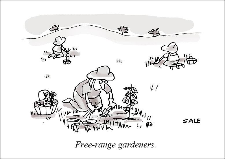 Free Range Gardeners.