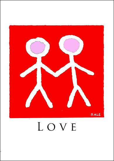 Love Figures: Women.