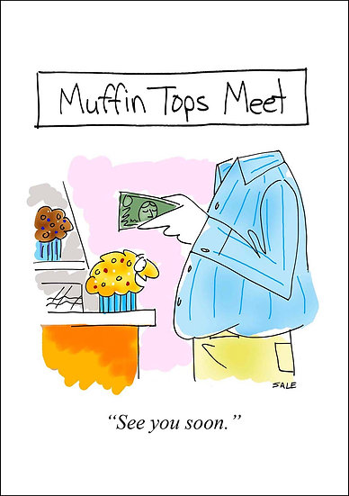 Muffin Tops Meet.