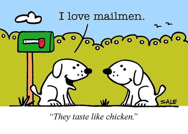 Mailmen.