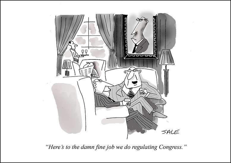 Regulating Congress.