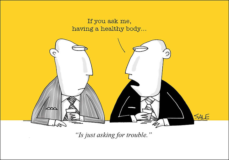 Healthy Body.
