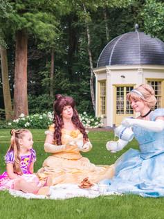Elske Hazenberg little princess party kasteel Vanenburg Putten aug 2021-27.jpg