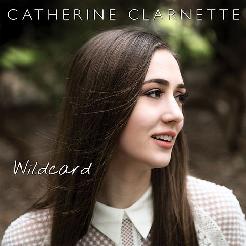 Catherine Clarnette Wildcard Album Cover