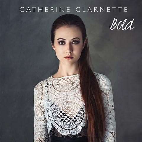 Catherine Clarnette Bold Album Cover