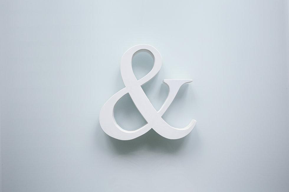 Ampersand on white background.jpg