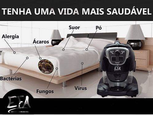 ALUGUEL - Duas diárias máquina higienização EFA System