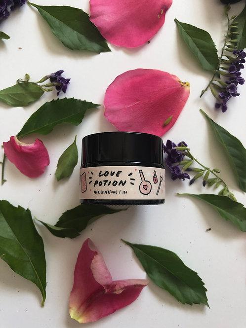 Love Potion - Pressed Perfume