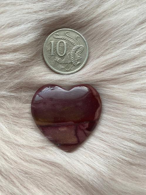 Mookaite Heart 3