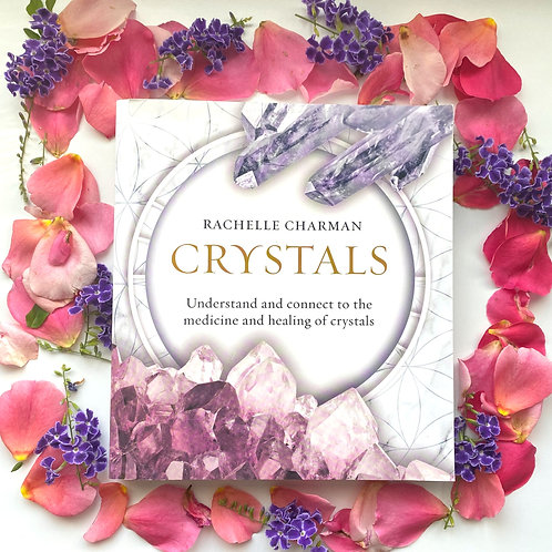 Crystals by Rachelle Charman