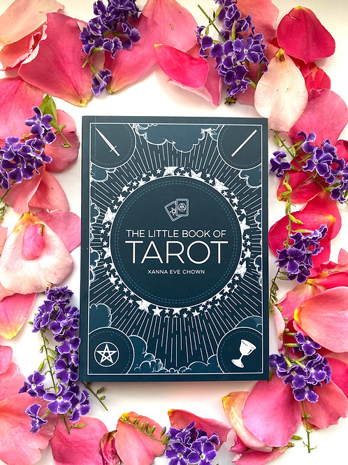 The Book of Tarot by Xanna Eve Chown